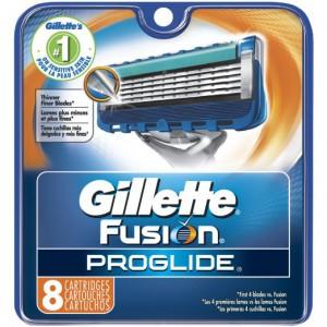 Gillette Fusion Razor Blade Refills
