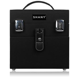 SHANY Nail Accessories Makeup Train Case