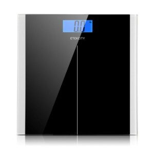 Etekcity Black Digital Bathroom Scale