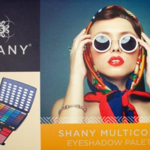 SHANY Glamour Girl Makeup Kit