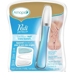Amope Pedi Electronic Nail Care System
