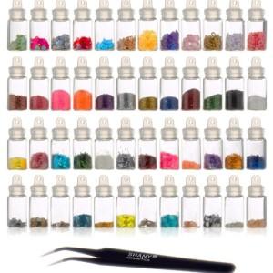 SHANY Nail Art Decoration Mini Bottles
