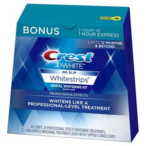 Crest 3D Teeth Whitening Kit