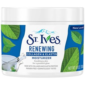 ST IVES Renewing Collagen Plus Elastin Facial Moisturizer