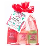 Piggy Paint Nail Polish Gift Set Mistletoes
