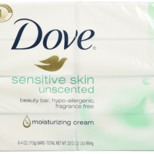 Dove Beauty Bar Sensitive Skin 16 Bar