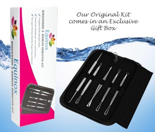 Blackhead Blemish Remover Kit