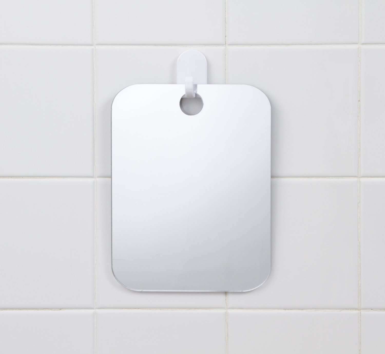 Shave Well Fog Free Shower Mirror