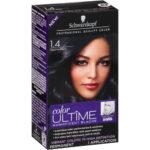 Schwarzkopf Ultime Hair Color Cream Sapphire Black