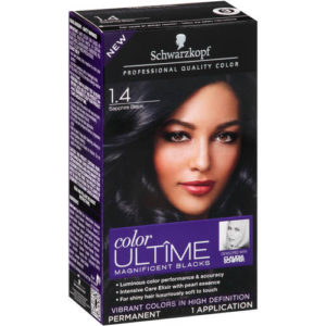 Schwarzkopf Ultime Hair Color Cream Sapphire Black