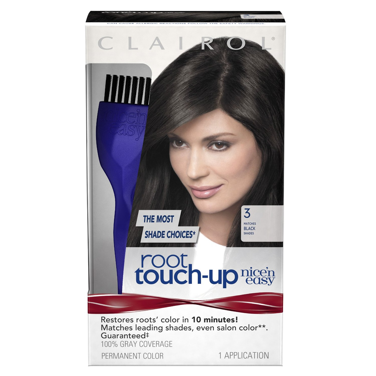Clairol Root Touch-Up 003 Black 1 Kit
