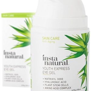 InstaNatural Youth Express Eye Gel Cream