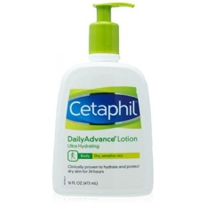 CETAPHIL Ultra Hydrating Daily Advance Lotion 16 Ounce