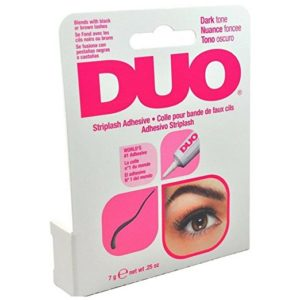 DUO Dark Tone Economical Waterproof Eyelash Adhesive