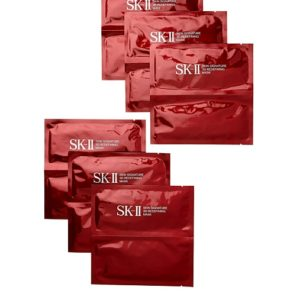 SK-II Skin Signature 3-D 6 Piece Redefining Facial Mask