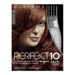 Clairol Perfect 10 006 R Light Auburn
