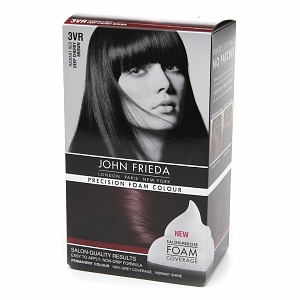 John Frieda Deep Cherry Brown 3VR