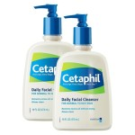 CETAPHIL Normal Plus Oily Skin Daily Facial Cleanser Twin Pack