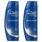 Head And Shoulders Pack Of 2 Clinical Strength Shampoo
