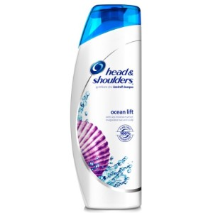 Head And Shoulders Ocean Lift Dandruff Shampoo