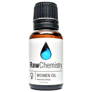 RAW CHEMISTRY Women Pheromone Cologne Oil 15 ml