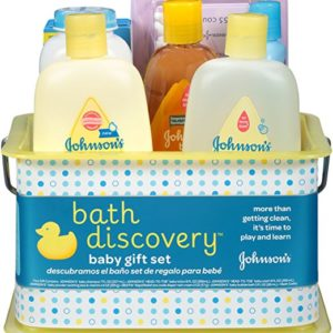 Johnsons Baby Bathtime Essentials Gift Set