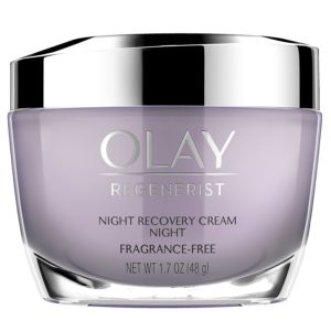 OLAY Regenerist Fragrance Free Night Recovery Cream