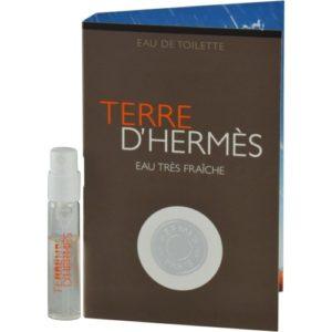 HERMES Terre D Hermes Eau Tres Fraiche EDT Spray Vial
