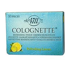 Muelhens 4711 Refreshing Lemon Colognettes Unisex