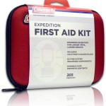 Coleman Expedition First Aid Kit 205-Piece Red