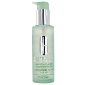 Clinique Unisex Liquid Facial Soap Oily Skin Formula 6F39