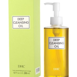 DHC Deep Cleansing Oil Amazing Makeup Remover