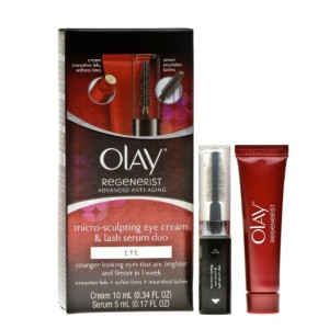 Olay Regenerist Micro-Sculpting Eye Cream Lash Serum
