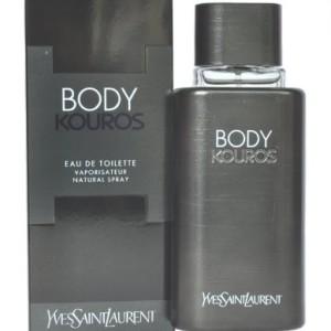 Yves Saint Laurent Kouros Body Eau De Toilette Men Spray