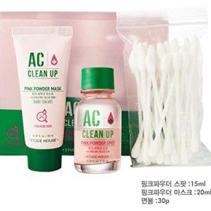Etude House AC Clinic Intense Pink Powder Spot