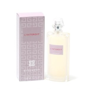 Givenchy L interdit Eau De Toilette Ladies Spray 3.3 Oz