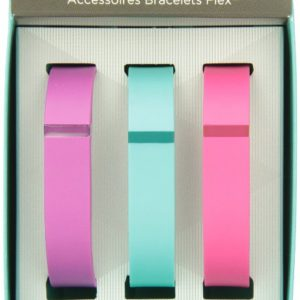 Fitbit Flex Large Wristband Accessory Pack Vibrant