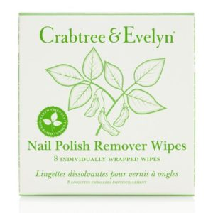 Crabtree Evelyn Nail Polish Remover Wipes