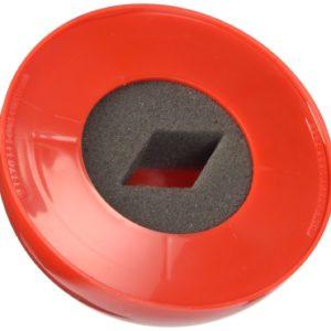 NOT T4K Lady Bug Spill Proof Polish Pod Red