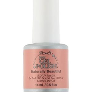IBD Just Gel Long Lasting Nail Polish Naturally Beautiful