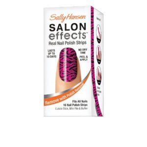 Sally Hansen Salon Effects Animal Instinct Nail Polish