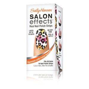 Sally Hansen Salon Effects Cat Call Nail Polish Strips