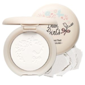 Etude House Dear Girls Oil Control Pact 10g