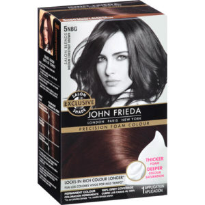 John Frieda Precision Foam Colour Medium Chestnut Brown
