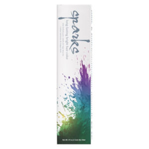Sparks Long Lasting Bright Hair Color Electric Blue