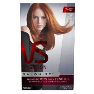 Vidal Sassoon Salonist 7 43 2 Intense Red Copper