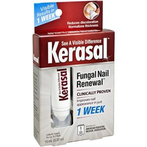 Kerasal Nail Fungal Nail Renewal Treatment 10ml