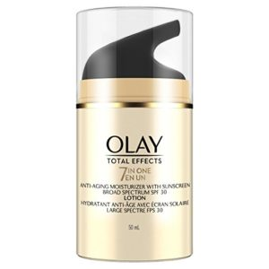 OLAY Total Effects Daily Face Moisturizer Plus SPF 30