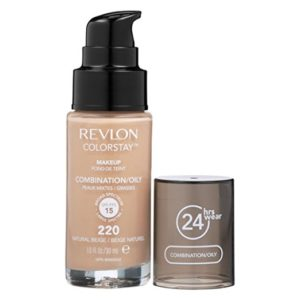 REVLON Colorstay Liquid Makeup 220 Natural Beige