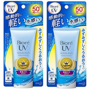 Biore 2-Pack Sarasara UV Aqua Rich Watery Essence
